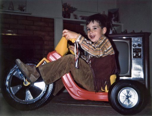 A Big Wheel Christmas, 1971: Vintage Christmas, 1971, Bike, 1970 S Christmas, Big Wheel, 1970S, Wheels Christmas, Christmas Photographers