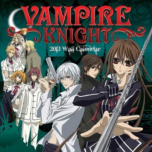 Vampire Knights 2013 Wall Calendar