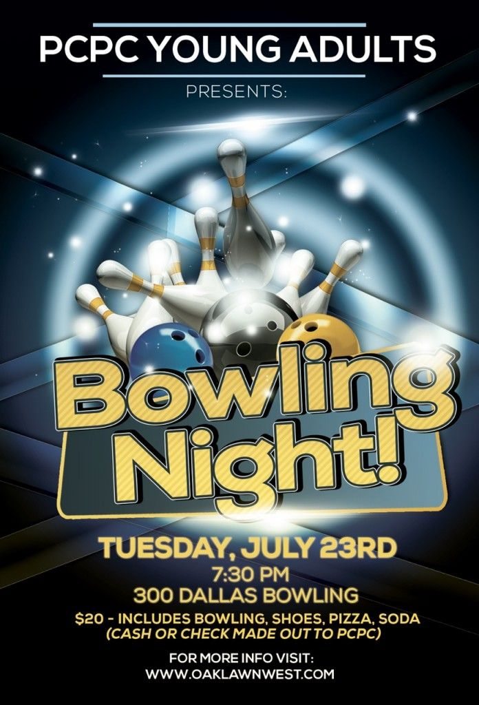 19 best Graphic Flyer Inspiration images on Pinterest Flyers - bowling flyer template free