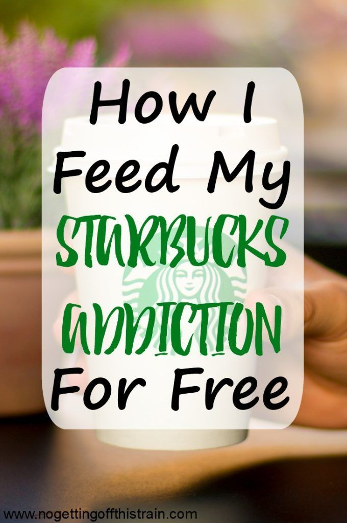 Starbucks is delicious but expensive. Here's how I get FREE Starbucks coffee gift cards to help feed my caffeine addiction!