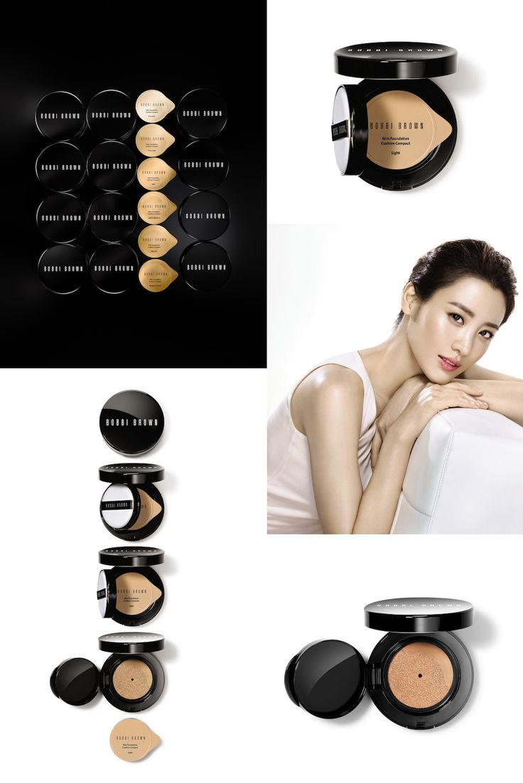 [Review] Bobbi Brown Skin Foundation Cushion Compact SP50 PA    | A Natural Comforting Look