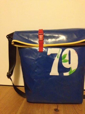 Tasche aus LKW-Plane