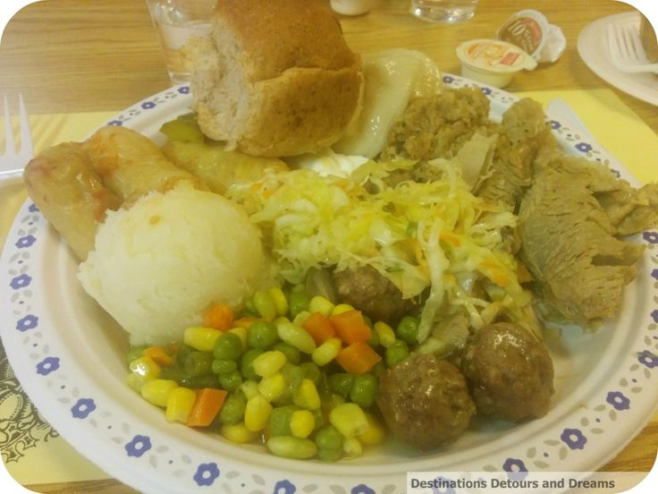 The Fall Supper - a Manitoba tradition