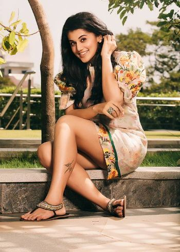 Taapsee Pannu- the young Bollywood talent to watch out for!