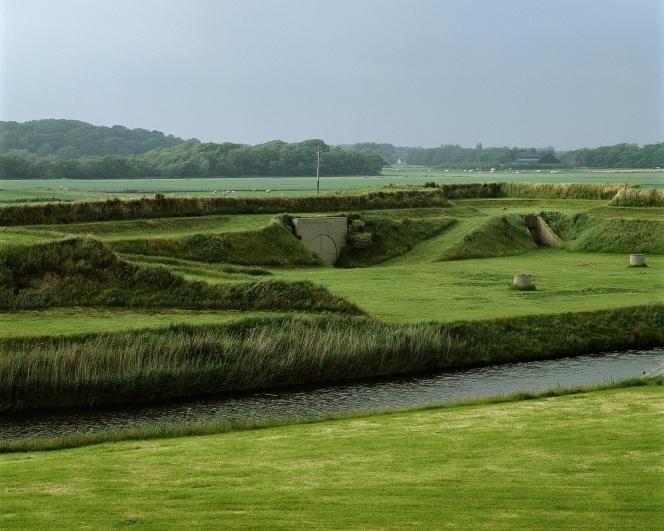 Fort de Schans - Texel | Natuurmonumenten