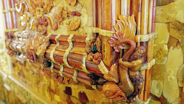 Amber Room Russia | Hunt for Legendary Amber Room to Begin Again in Germany | Culture ...