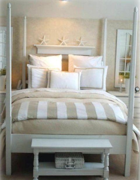Beach Inspired Bedroom 6