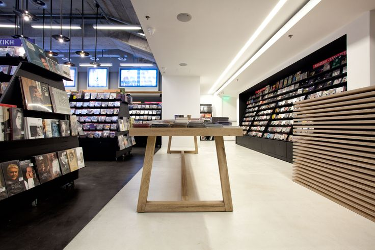 Reload music store @ the mall | eDje architects | athens, Greece