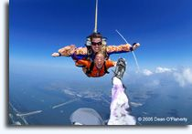 Everyone should skydive once in their lifetime the rush in unexplainable!  California Skydiving at Monterey Bay featuring The World's Highest Jumps and Best view.