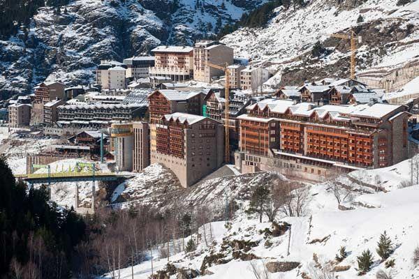 Comienza la temporada de nieve en Andorra a todo lujo.