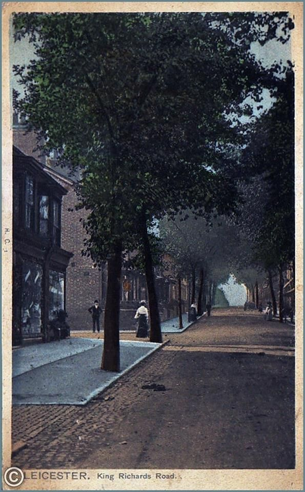 King Richards Road c.1900
