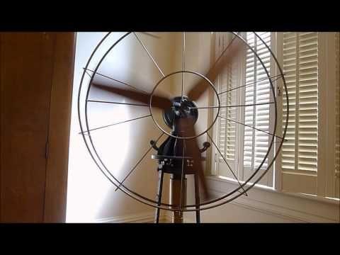 Lake Breeze Motor Sıcak Hava Fan - YouTube