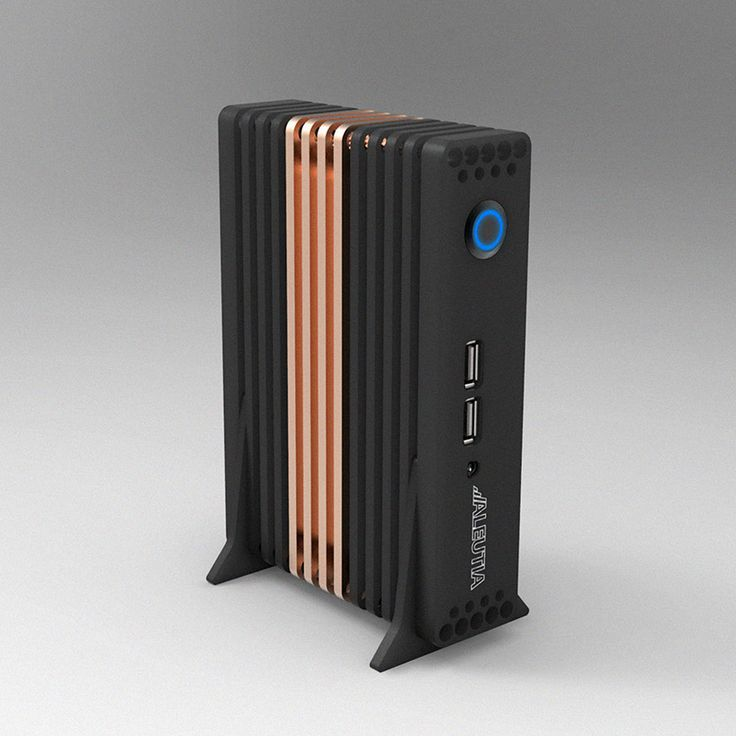 crater innovation makes thermodynamics a priority for next-gen desktop PC