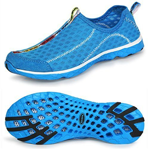 Mens Womens Breathable Trail Running Shoes New 2017 Summer Outdoor Water Shoe Athletic Sport Men Trainers