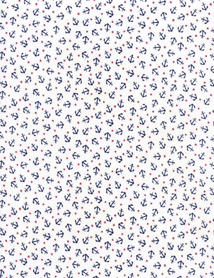 Mini Anchors background | Blue | Valerie Uhlir | FB | iPhone | image