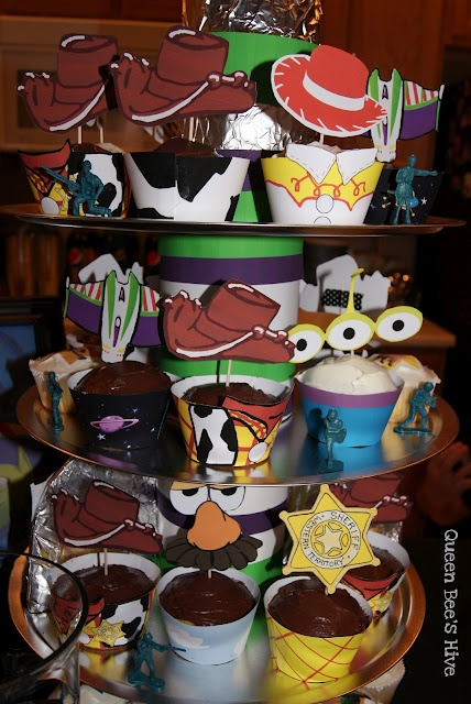 Saving this for my future kid's birthday! Life According to the Street's: [Happy Birthday] Toy Story Party Details