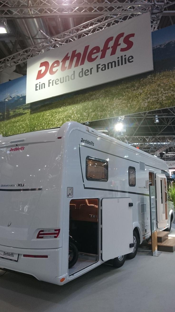 Caravan Salon 2016 - kampery, przyczepy kempingowe, wynajem, sprzedaż http://cargo-group.pl/