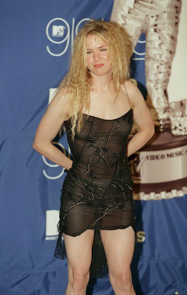 Renee Zellweger  The 1999 Mtv Music Awards In Nyc  Renee -2838