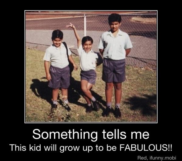 Somebody's FABULOUS!!!!!