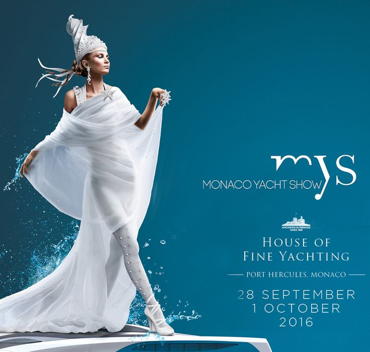 We will attend the Monaco Yacht Show! Come and visit ous stand QS5