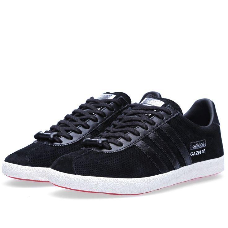 Adidas Originals X Black   Adidas Originals x Mastermind Japan Gazelle OG