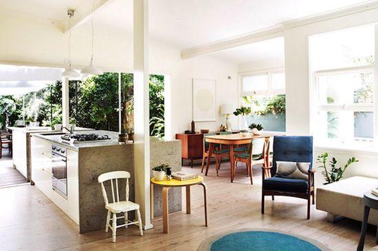 Etc Inspiration Blog Bright Mid Century Modern Sydney