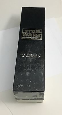 CCG Individual Cards 183454: Star Wars Ccg *Executive Set* Factory Sealed -> BUY IT NOW ONLY: $2599.95 on eBay!