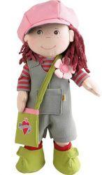 Кукла мягконабивная Эльза HABA