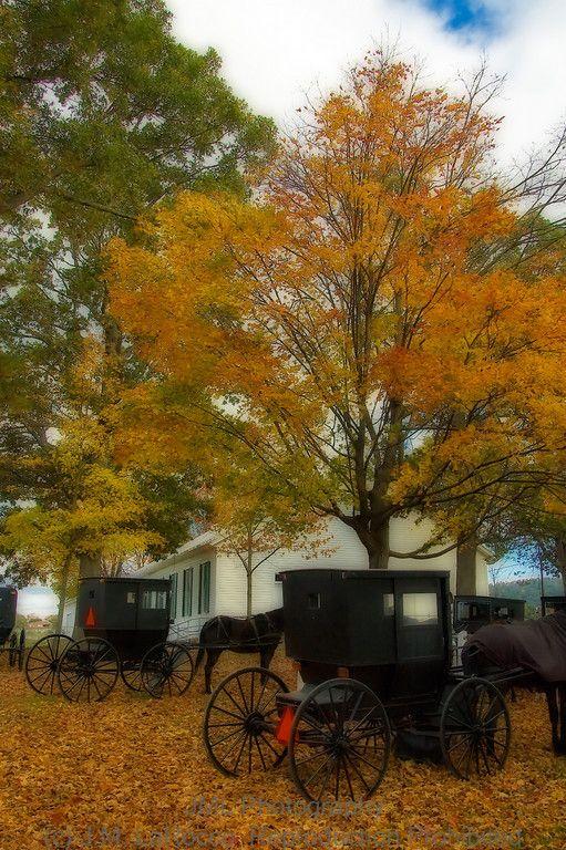 Mennonite Parking Lot