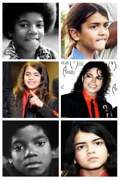 Michael Jackson and Blanket