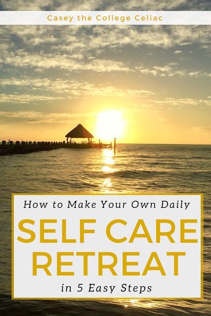 Want all the benefits of a self care retreat without spending the time or money to go on one? Then this guide full of self care for the real world is exactly what you need! I share research-backed self care strategies that you can use to create your own self care retreat...whether it lasts a few hours, a day or even a whole weekend!