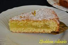 Questa torta è nel mio cuore da sempre, erano anni che non la preparavo e nel mio piccolo blog mancava all'appello. Così per ovviare a q...