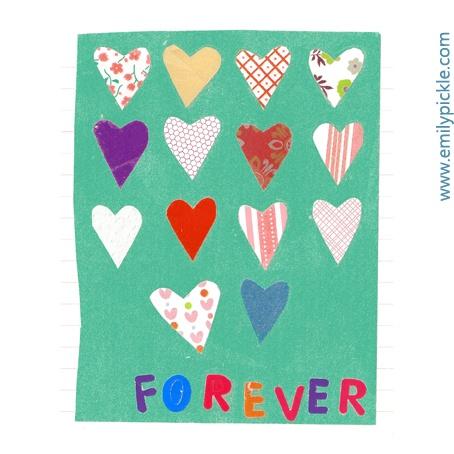 Valentine / Anniversary Design Idea