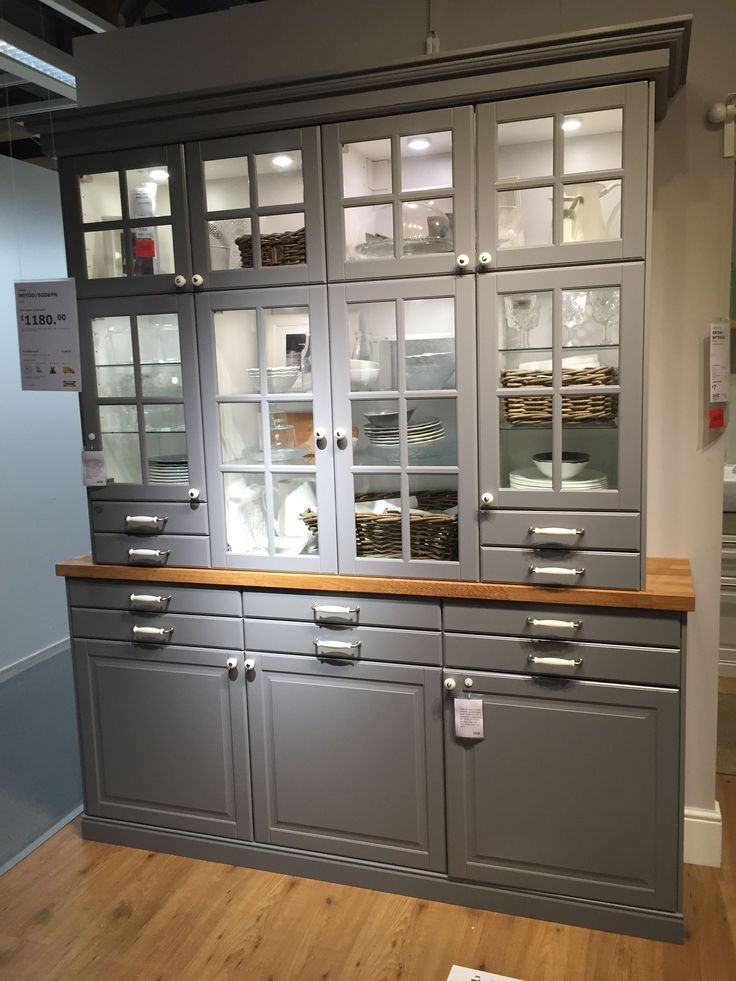 Ikea cabinets in 2020 (With images)   Kitchen design, Ikea ...