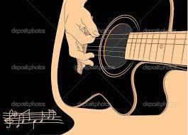 Resultado de imagen para guitarra vector