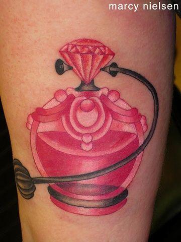 best 25 perfume bottle tattoo ideas on pinterest
