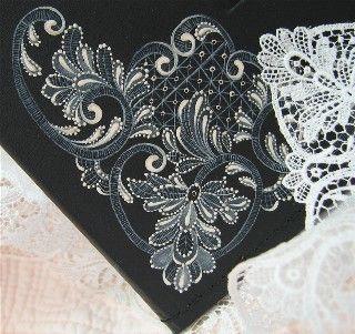 Arlene Linton Painted Lace