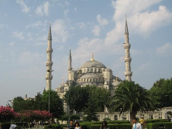 4. Blue Mosque