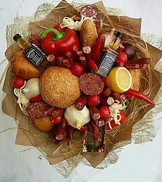 Каталог фруктовы букетов – 82 фотографии