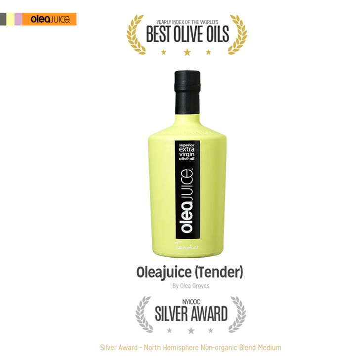 Our Olea Juice Tender has been awarded with the Silver Award in the New York International Olive Oil Competition. (http://bit.ly/oleajuice-award-newyorkcompetition)  http://bit.ly/oleajuice-tender-oliveoil #oliveoil #newyork #competition