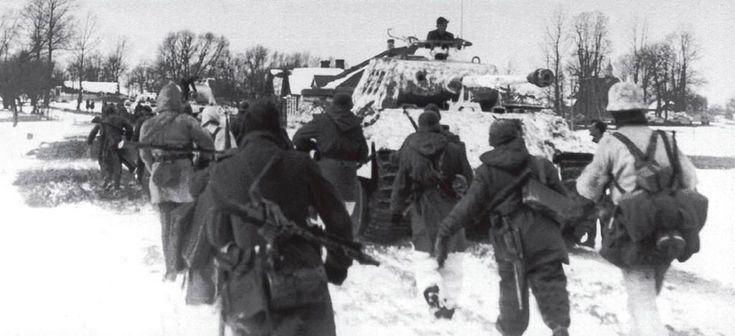 "Panther Div. ""Wiking"" Battle Of Kovel 1944.   WW2 tanks   Flickr"