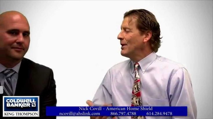 99DayRealtor Michael Bishop Why Choose American Home Shield Warranty Here's some facts from Nick Covill of American Home Shield