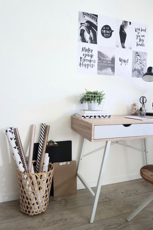 KARWEI | Maak van je saaie werkplek weer een fijne plek voor productiviteit.