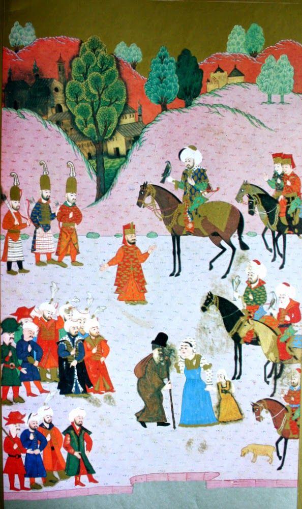 OĞUZ TOPOĞLU : çelebi sultan mehmed eflak seferi, hünername nakkaş osman minyatürleri