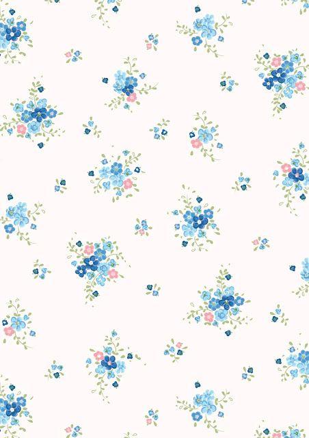 arreglo floral azul