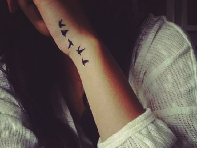coolTop Friend Tattoos – Best 50 Pretty Small Tattoo Designs for Girls Check more at tattooviral.com/…