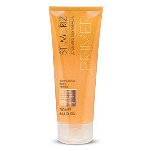 St. Moriz Exfoliating Skin Primer 200ml St. Moriz Advanced Pro Formula