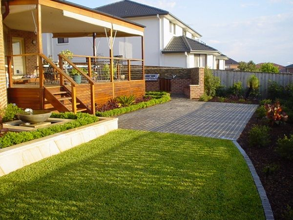 Cheap And Easy Landscaping Ideas Backyard