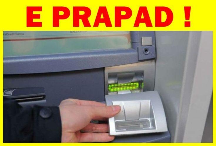 ATENTIE! Asta e cea mai nouă metodă prin care ești furat la BANCOMAT! | Economic a1.ro