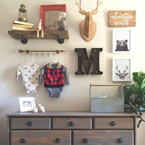 17 Best Ideas About Woodland Nursery On Pinterest